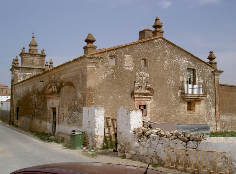 Convento-Molino aceitero